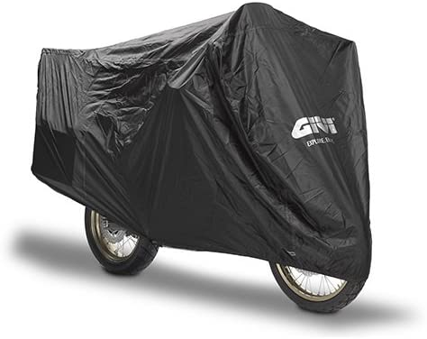 Compatible con Peugeot SATELIS 125 Funda Bicicleta GIVI S202 Talla XL Funda DISCOOTER Impermeable Universal para Motos Scooter Negro 238X125110X7095