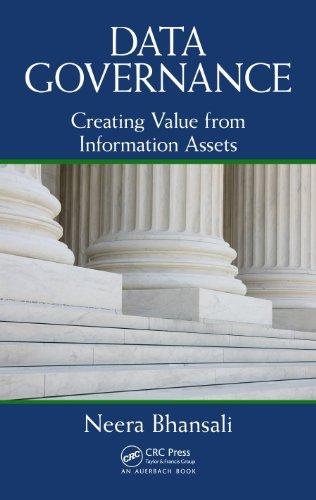 Download Data Governance: Creating Value from Information Assets Pdf