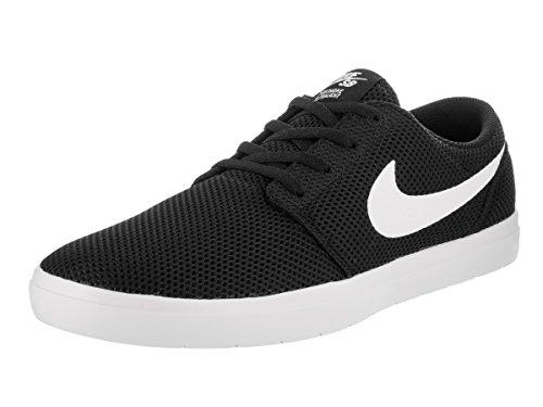 Barato Barato Venta Con Tarjeta De Crédito Nike Nike SB Portmore II Ultralight–Scarpe da Skateboard Nero (Black/White 010) Real En Línea Los Precios De Venta En Línea Tienda Libre Del Envío lznsej