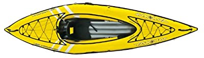 Y1002 BIC Sport Yakkair-1 Lt Inflatable Lite Kayak