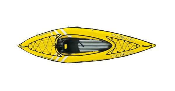 Amazon.com: BIC yakkair-1 Lt Lite inflable Kayak: Sports ...