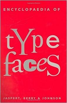 Book Encyclopaedia of Typefaces, Fifth Edition