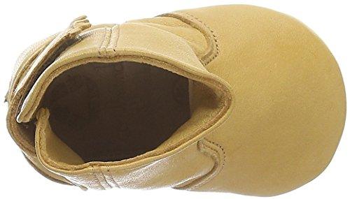 Easy PeasyBOBOTTE UNI - patucos y zapatillas de estar por casa Bebé-Niños Marrón - Braun (066 Oxid)