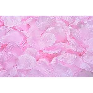 La Tartelette Silk Rose Petals Wedding Flower Decoration 3