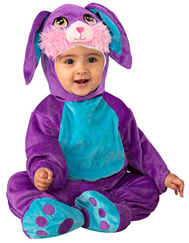 Rubie's Baby Colorful Bunny Costume, As Shown, Toddler