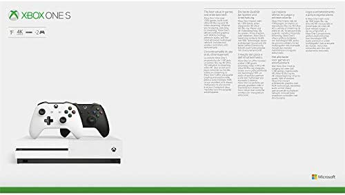 Pack Xbox One S con 2 mandos (Edición Exclusiva Amazon): Amazon.es: Videojuegos