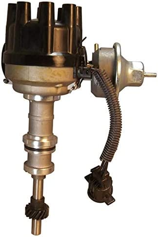 D7DE 12127-FA D7UE 12127-AA New Distributor Replacement For 1974-1980 Replacement Ford Mercury W// 5.8 351 D6OE 12127-AA D7UE 12127-BA D7AE 12127-KA D7TE 12127-ABA