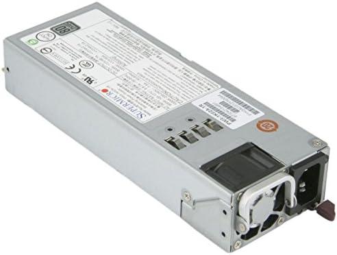 Supermicro PWS-1K02A-1R 1U 1000W Redundant Power Supply 73.5mm width Titanium Level,RoHS//REACH