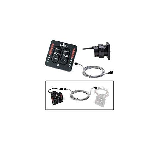Lenco Flybridge Kit f/LED Indicator Key Pad f/Two-Piece Tactile Switch - 20'