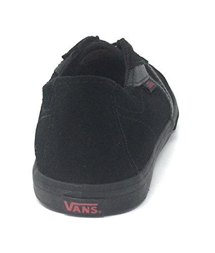 Vans Dixie Women's Low-Top Suede Leather Trainers 3.5 UK N9qt09uy