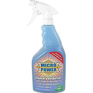 Valterra V22009 'Micro Power' Natural Bathroom Cleaner - 32 oz. Trigger Spray Bottle
