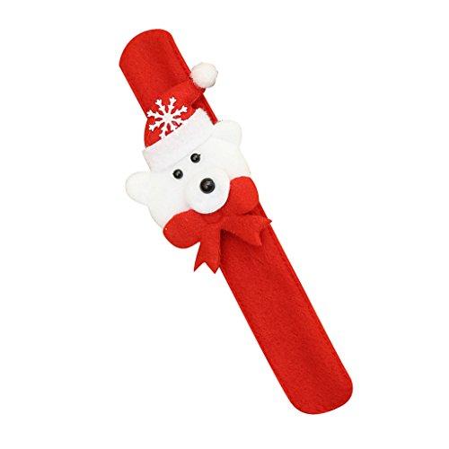 Led Light Snowman Craft - 3