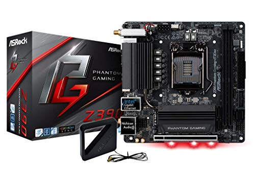 ASRock Motherboard (Z390 Phantom Gaming-ITX/AC)