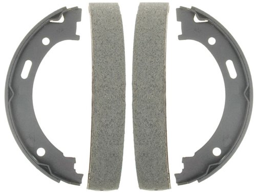 Cherokee Jeep Brake Emergency Grand - Raybestos 843PG Professional Grade Parking Brake Shoe Set - Drum in Hat