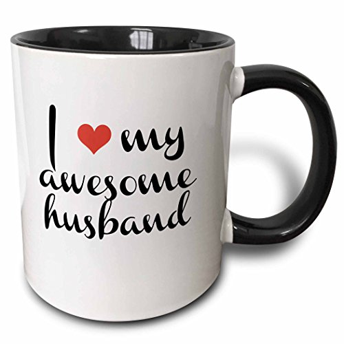 3dRose love awesome husband mug 202782 4