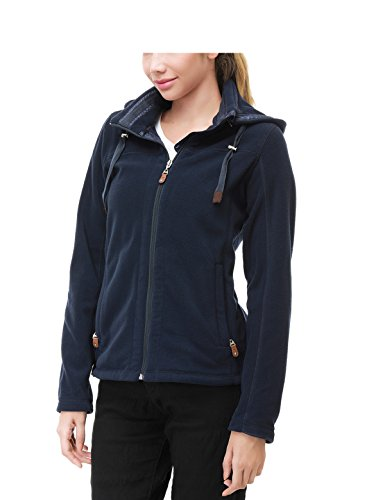 4 Womens Full Zip Fleece - 3