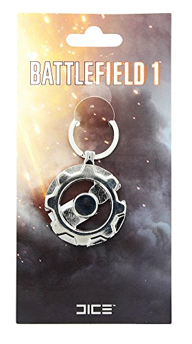 Price comparison product image Battlefield 1 Tanker & Pilot Emblem Key Ring