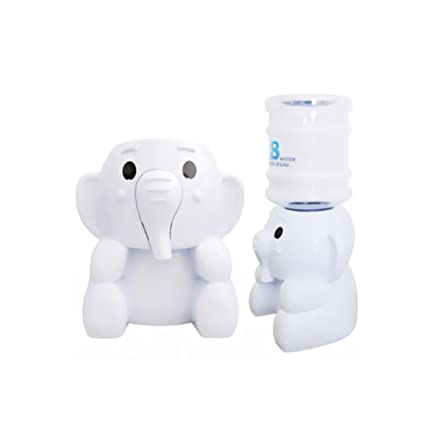 sharplace elefante forma Mini Dispensador de agua agua enfriador regulador de presión de agua Dispenser Para