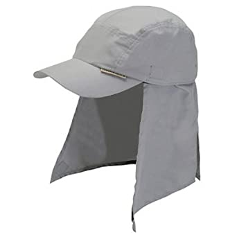 White Rock Adults Mens Womens Desert Sun Hat - High UV Protection (Dark  Grey ( 032866721f6
