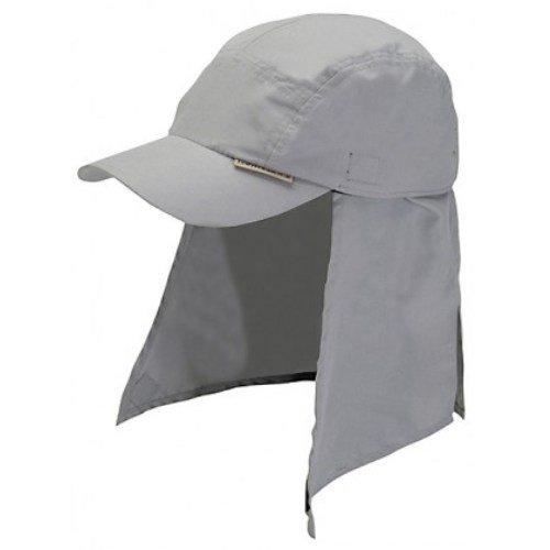 bf0e8e4e White Rock Adults Mens Womens Desert Sun Hat - High UV Protection (Dark  Grey (