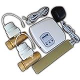 New Floodstop Washing Machine Valve Shutoff Kit FS3/4H v4 (Lead free) Inline Valves