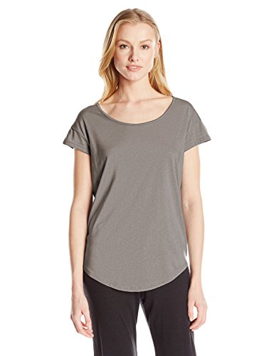 Origin Short Sleeve Tee, Nickel, X-Large (Shirttail Hem)