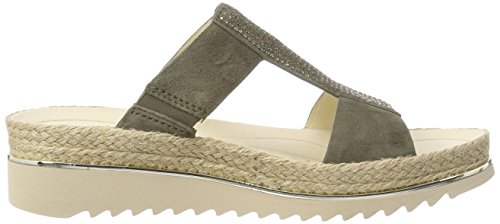 Gabor Shoes Women's Jollys Mules Green (Oliv) amazon for sale ku7ipym