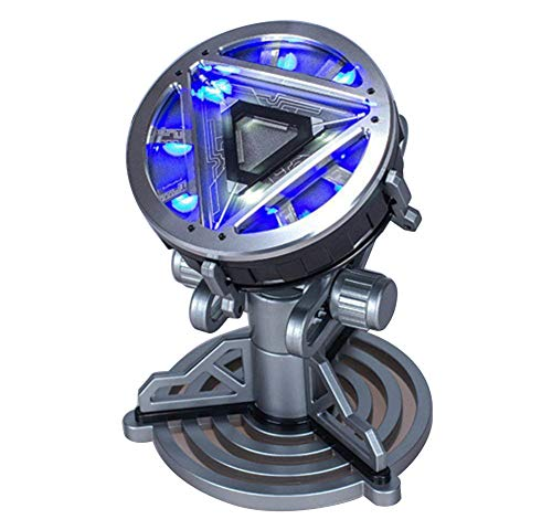 Gmasking 2017 Electronic MK3 Led Arc Reactor Exclusive Replica 1:1 Props