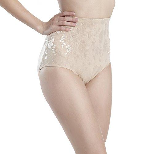 Dxlta Pantalon taille haute ventre - Faux Butt Hip Lift Shaping Pantalons sous-vêtements Brief Shapers