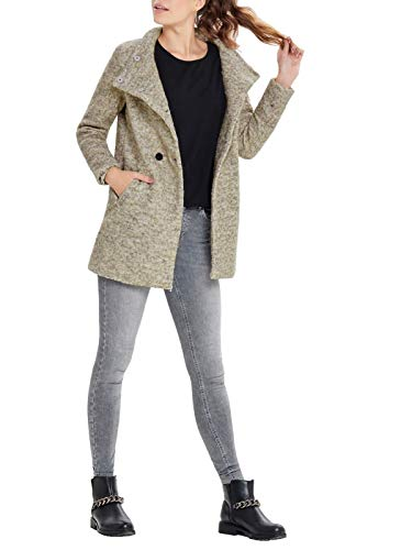 Coat Boucle Femme Only Wool Cc Nomad Onlsophia Melange Manteau Otw 1w6xPt5