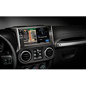 "Alpine Electronics X009-WRA 9"" Restyle Dash System for Jeep Wranglers"