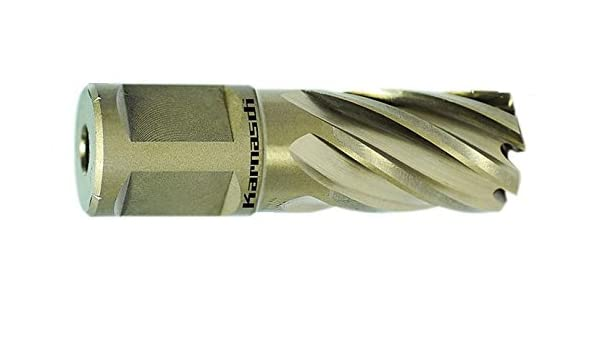 XE HSS Broca sacan/úcleos brocas Weldon 3//4, longitud /útil schnitttl/änge 30/mm, oro de Line