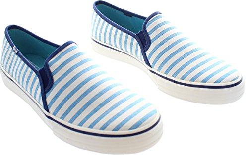 bateau Stripe Deck Dbl Keds Chaussure fHqZXwY