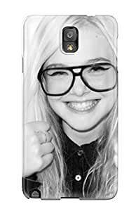 Tpu Case For Galaxy Note 3 With Geeky Girl Giving Thumbs Up