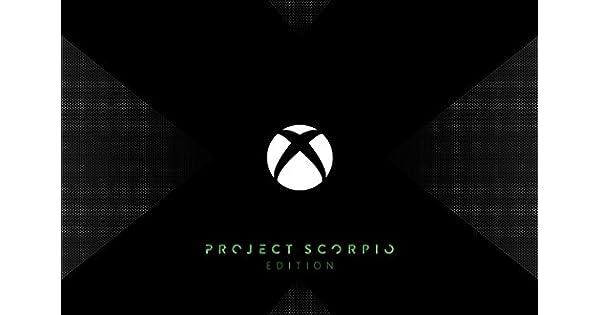 Microsoft Xbox One X Project Scorpio Edition Negro 1000 GB Wifi - Videoconsolas (Xbox One X, Negro, 12288 MB, GDDR5, AMD Jaguar, AMD Radeon): Amazon.es: Videojuegos