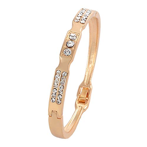 Chain Bracelet for Women Ladies AAA Cubic Zircon Crystal Jewelry Wholesale Bracelets Bangles,A Summary from Leving