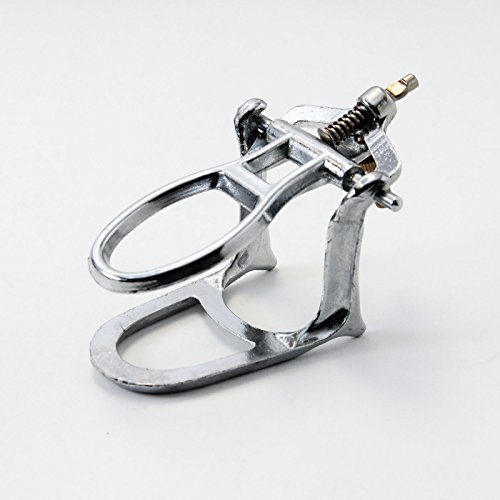 Dental Lab Articulator Chrome Plated Apex #2 Adjustable Low Arch for Denture and Partial