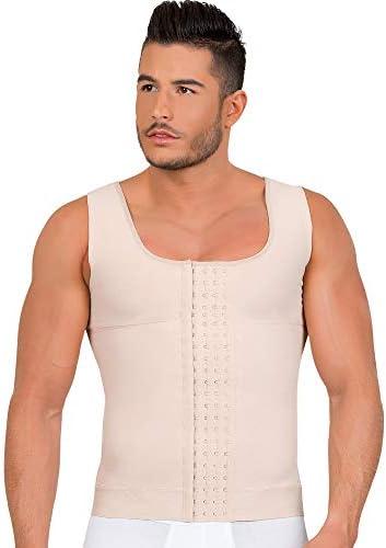 Faja Chaleco para Hombre MARIAE 8124 Colombian Slimming Shapewear Vest for Men