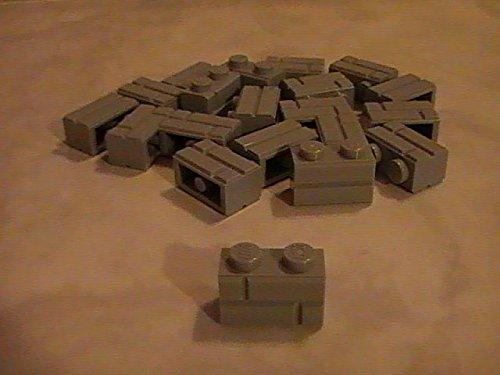 lego-1x2-light-bluish-gray-masonry-profile-brick-pack-of-20
