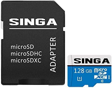 Tarjeta Micro SD de 128GB / 256GB / 400GB diseñada para teléfonos Inteligentes Android, Tabletas Tarjeta de Memoria SDXC de Alta Velocidad Clase 10 ...
