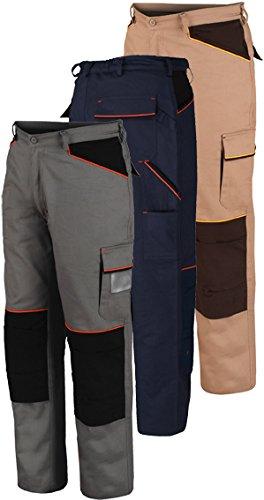 Starter - Pantalon Shot Largo Gris Xl   8930C