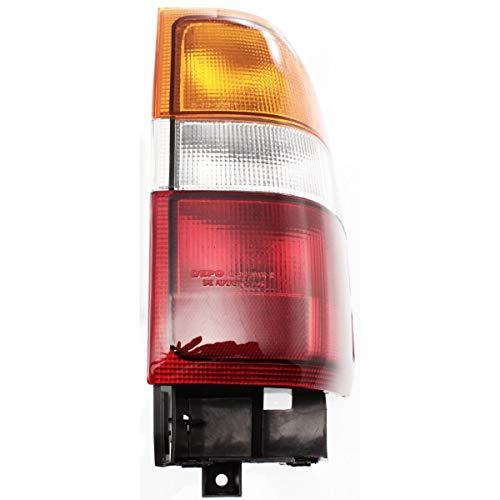 New Right Passenger Side Tail Lamp Assembly For 1998-1999 Isuzu Rodeo, 1998-2002 Honda Passport IZ2801107 8972893310 -