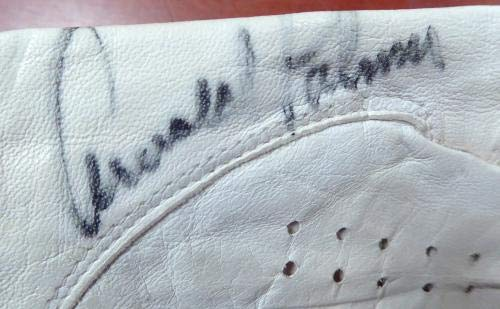 Arnold Palmer Autographed Used Golf Glove #AC06028 PSA/DNA Certified Autographed Golf Gloves
