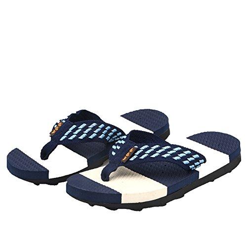 Unisex Non-slip Flip Flops Owl Desserts Cool Beach Slippers Sandal