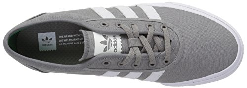 Crystal adidas Grey Shoe Solid White Men's Skate Ease Adi Charcoal rw18Sqr0