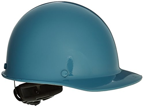 MSA Safety 475401 Skullgard Protective Cap with Fas-Trac Suspension, Standard, Blue by MSA
