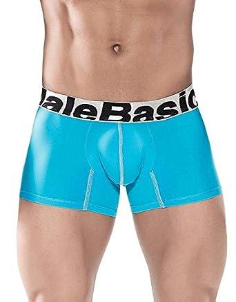 Male Basics Microfiber Trunk Turquoise