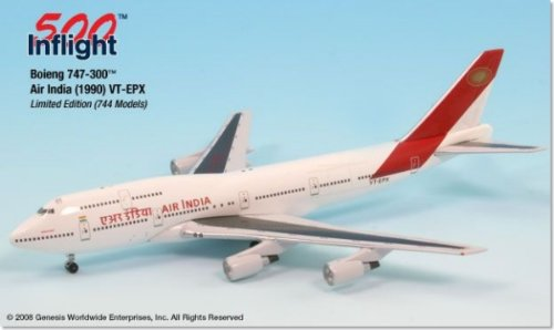inflight-500-air-india-b747-300-model-airplane