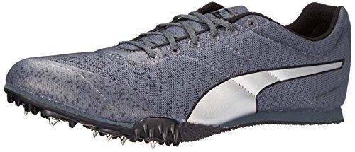 PUMA Mens TFX Star V3 Shoe Turbulence/Puma Silver/Black