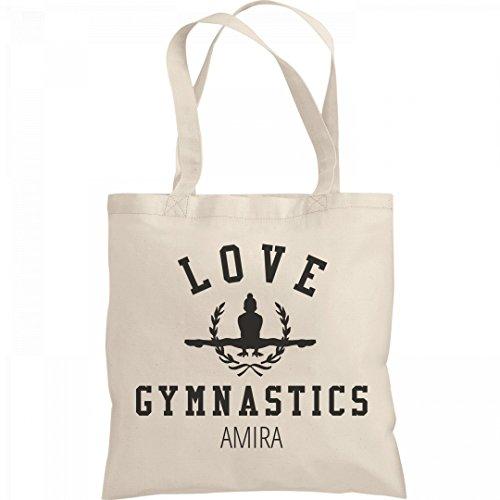 Love Gymnastics Amira Bag: Liberty Bargain Tote Bag